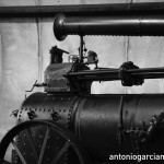 The old locomotive