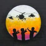 Slingshot vs Helicopters