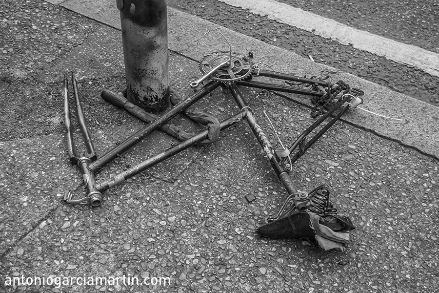 The forgotten bike