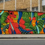 The art of Bicicleta Sem Freio in Shoreditch